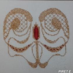1997 - MORLANWELZ - Brodeuse originale - PIRET-2