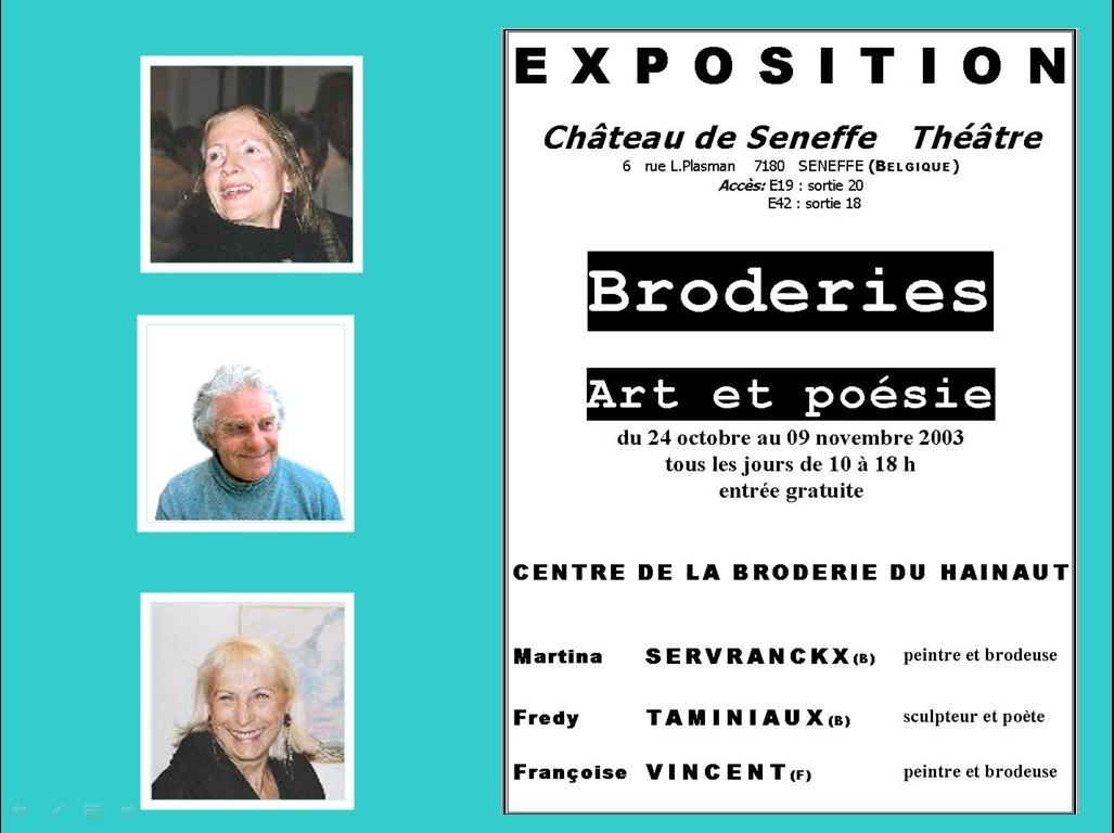 2003-10-24 -Artistes-