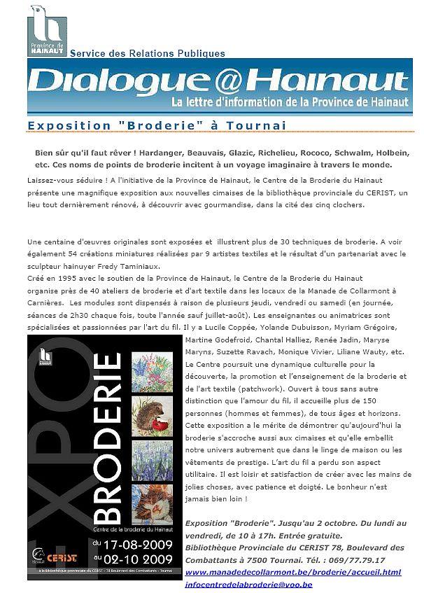 2009-08 presseexpotournai2