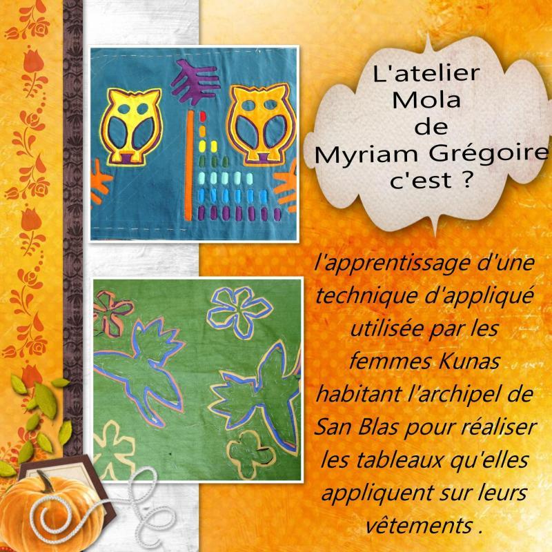 Newsletter mars2017 myriam mola