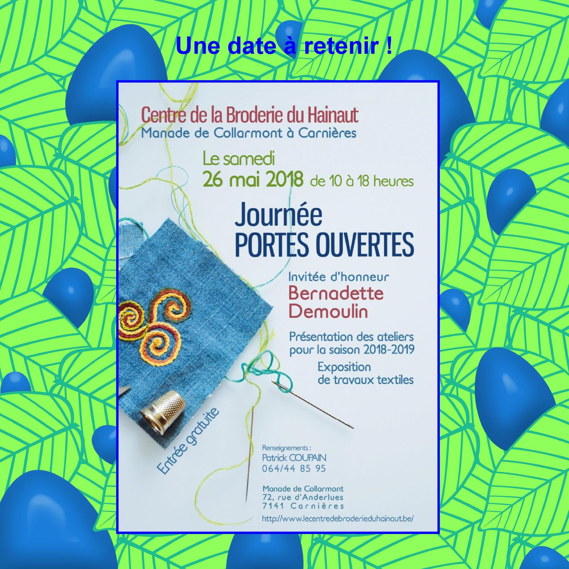 Newsletter paques affiche
