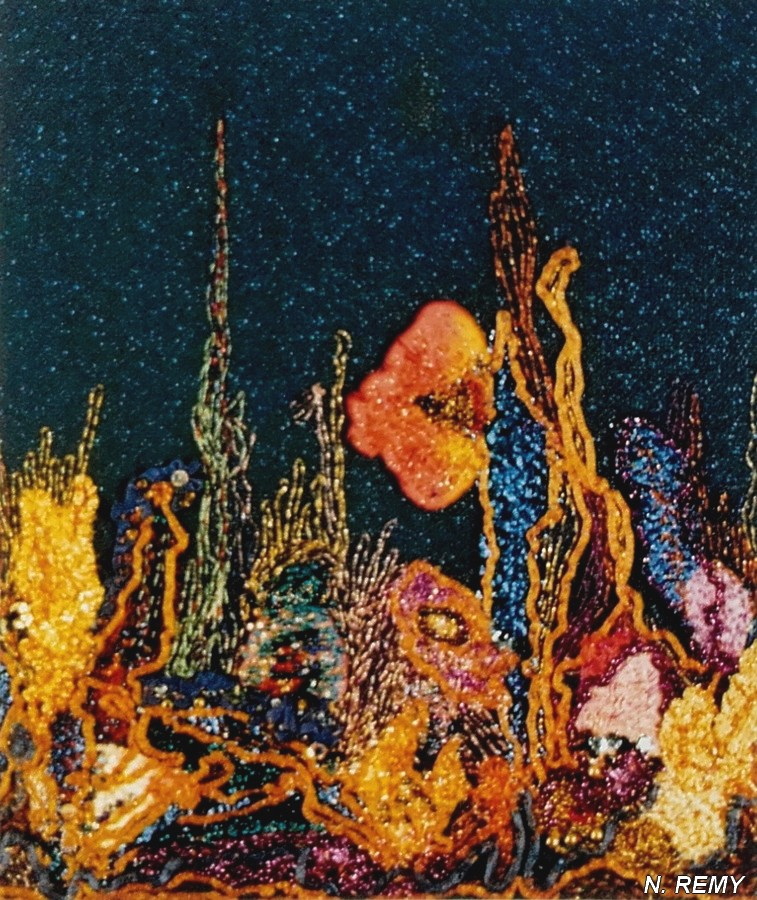 1999-6 -Fantasmagorie aquatique- N. REMY