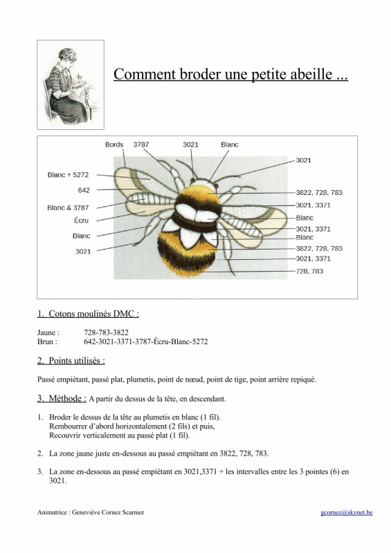 Abeille tutorial page 1