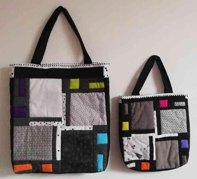 19 - Sac Patchwork