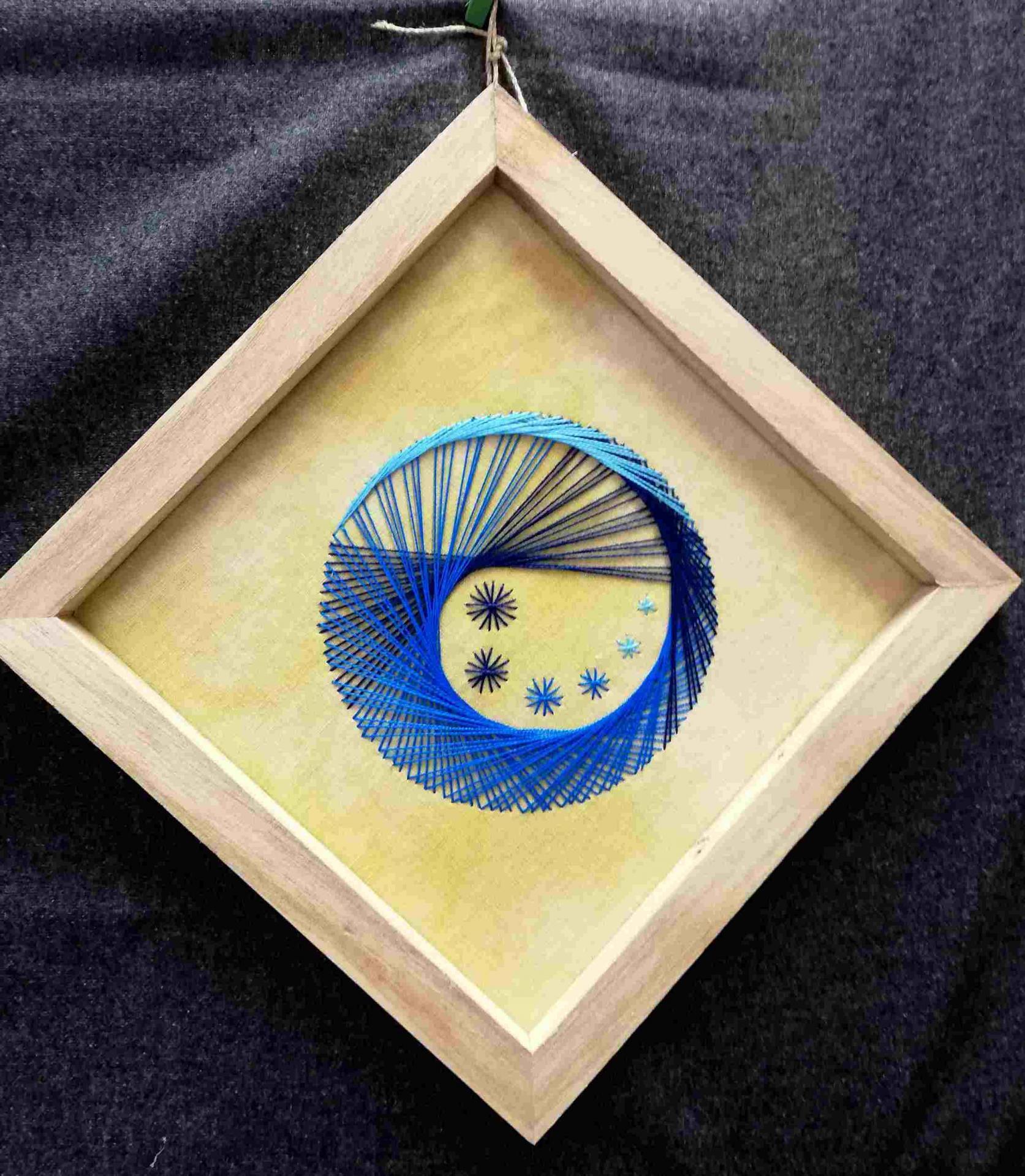 Atelier 16 - String art