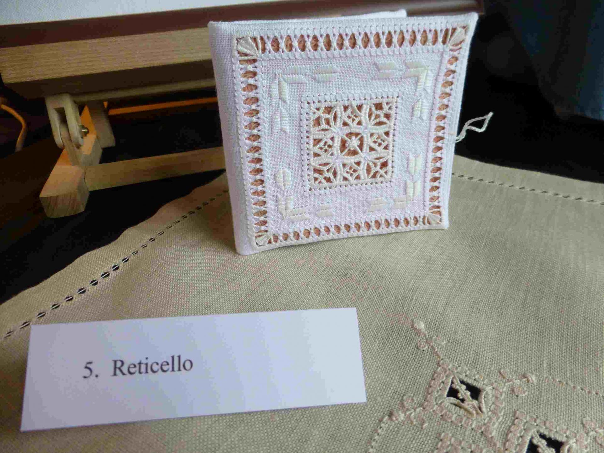 Atelier 5 - Réticello
