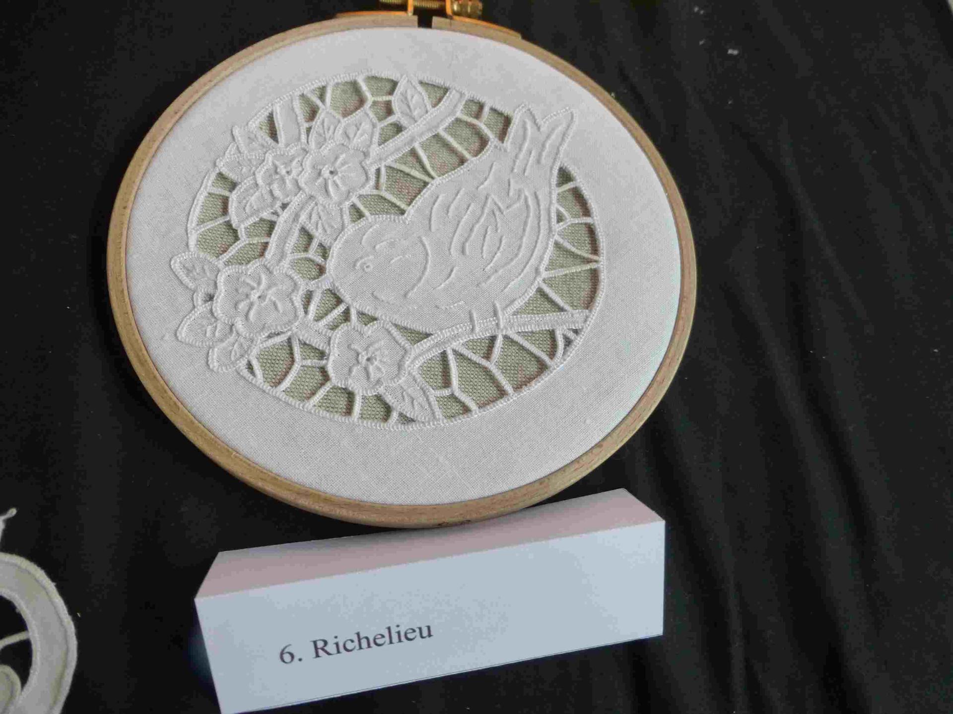 Atelier  6 - Richelieu